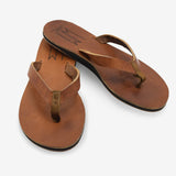 Women's USA Made Handmade Leather Sandal - Jordann - Limited Edition