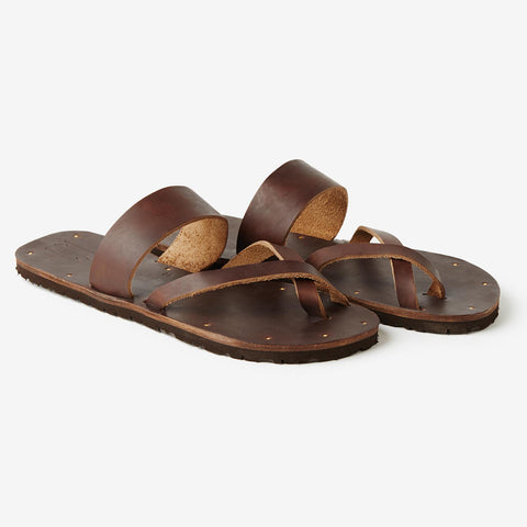 Greek Sandal - Birk Sole - Men's