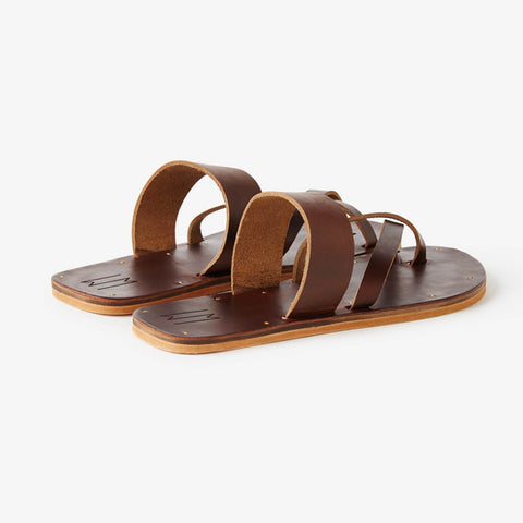 Greek Sandal - Veg Sole - Men's