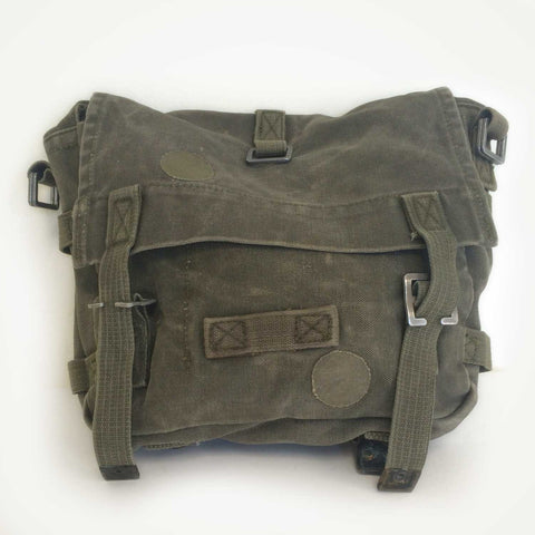 Vintage Gas Mask Bag