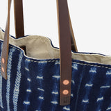 Indigo East West Murphy Tote