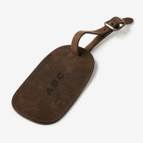 Luggage Tag - Monogrammed