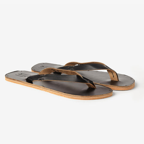 NICA Sandal - Veg Leather Sole - Men's