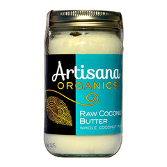 ***SALE*** Artisana Organic Raw Coconut Butter (397g)| ***SALE*** Artisana 生機椰子醬 (397克)