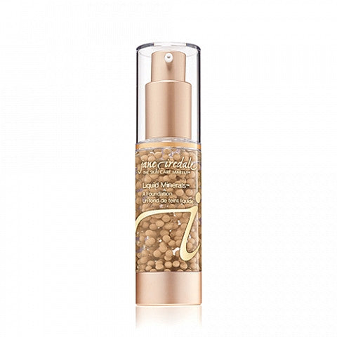 Jane Iredale Liquid Minerals Foundation| Jane Iredale 礦物質潤澤慕斯