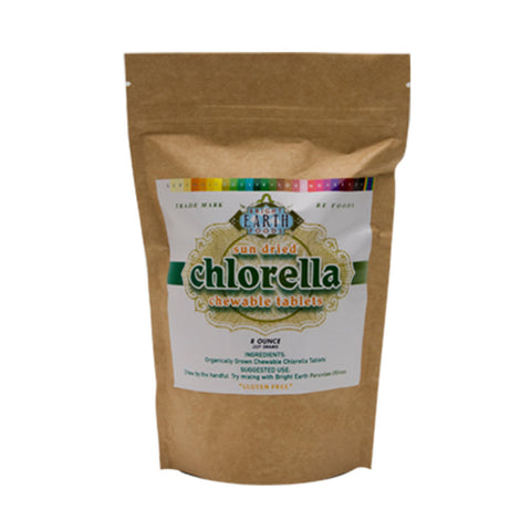 Bright Earth Chlorella Tablets (8oz)| Bright Earth 綠藻片 (8安士)