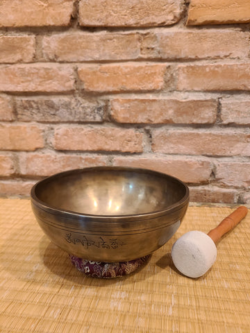 Moon Bowl (C-tuning Singing Bowl)