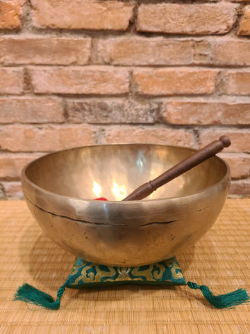 New Bowl (G-tuning Singing Bowl)