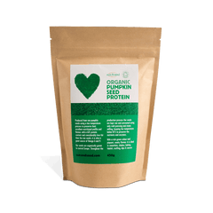 Sun & Seed Raw Organic Pumpkin Seed Protein Powder 450g | Sun and Seed 有機南瓜籽粉 450g