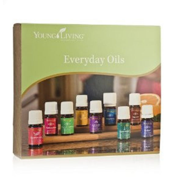 YL Everyday Oils Essential Oil Collection|YL 日常精油 套裝