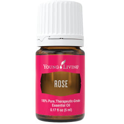 Young Living Rose Essential Oil Singles (5ml) | Young Living 玫瑰精油     精油 (5毫升)