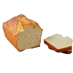 CHOICE Healthy Foods Gluten-Free Bread - Choice Plain Loaf (Frozen)|CHOICE 健康無麩質麵包 - 原味 (急凍)