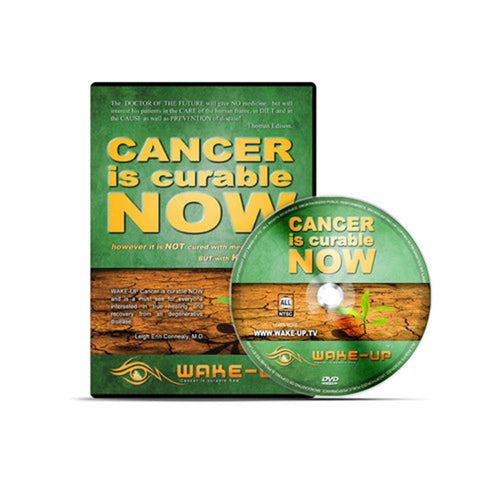 DVD : Cancer is Curable Now