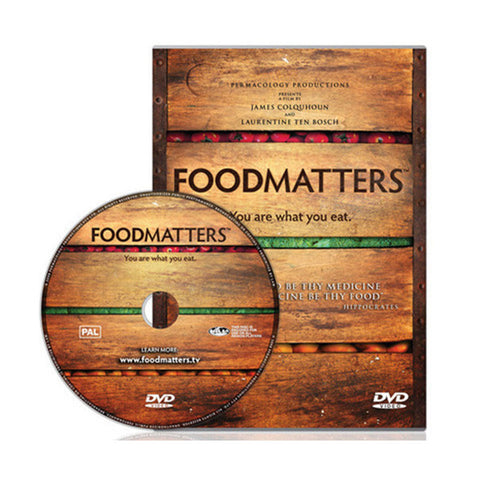 DVD : Food Matters