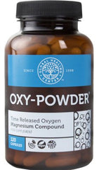 GHC Colon Cleansing Oxy-Powder (120caps)|GHC 淨化大腸加氧粉 (120粒膠囊)
