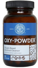 GHC Colon Cleansing Oxy-Powder (60caps)| GHC 淨化大腸加氧粉 (60粒膠囊)