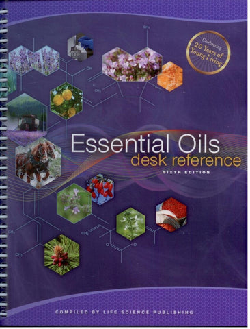 BOOK : Essential Oils Desk Reference