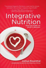 BOOK : Integrative Nutrition
