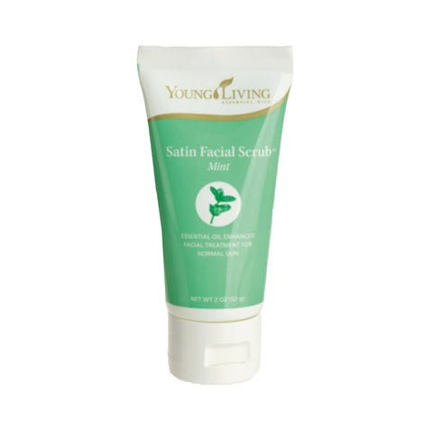 YL Satin Facial Scrub Mint