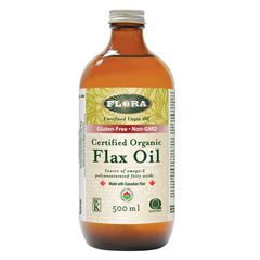 [SELF PICK-UP ITEM] Flora's Flax Oil| Flora 亞麻籽油