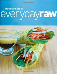 BOOK : Everyday Raw by Matthew Kenney