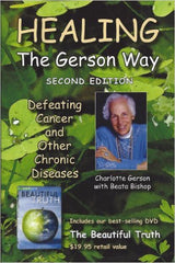 BOOK : Healing the Gerson Way (Paperback)