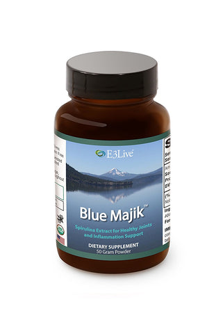 E3Live Blue Majik™ FP-80 (Blue Spirulina) Powder
