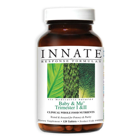Innate Baby & Me™ Multivitamin (60 tabs)