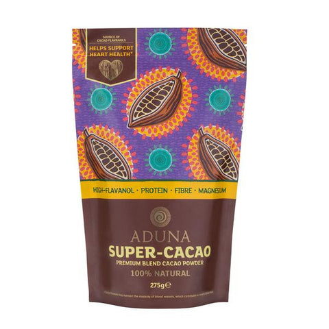[PROMOTION] ADUNA Super Cacao Powder (275g)| [特價] ADUNA 超級可可粉 (275克)