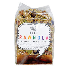 Anything But Salads Life Rawnola (500g) | Anything But Salads Life 生機穀物雜錦 (500克)