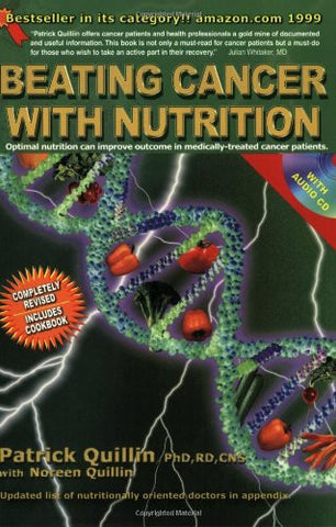 BOOK : Beating Cancer with Nutrition