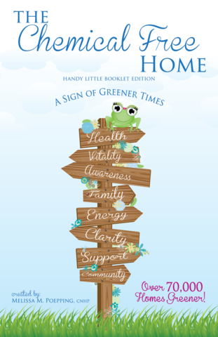 BOOK : The Chemical Free Home Book 1