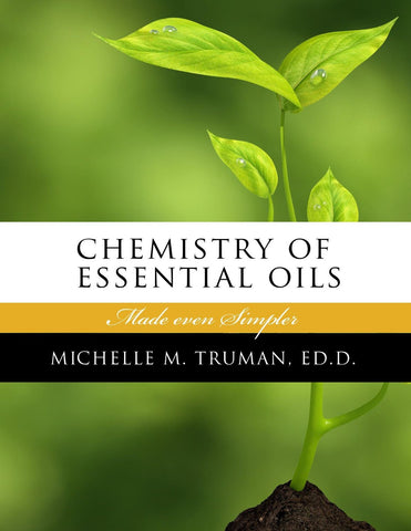 BOOK : Chemistry of Essential Oils Made Even Simpler