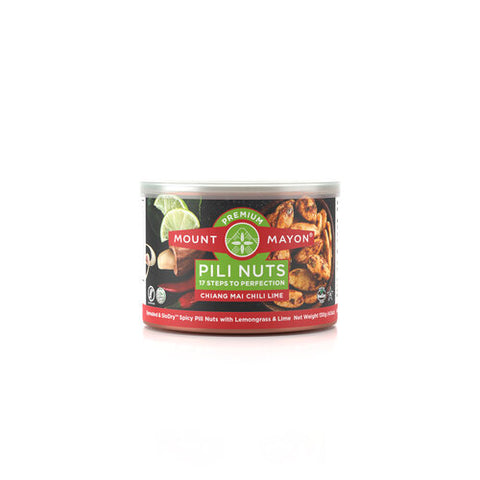 Mount Mayon Chiang Mai Chilli Lime Premium Pili Nuts 130g
