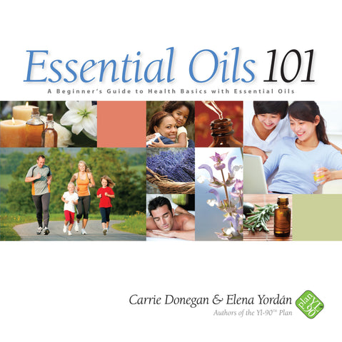 BOOK : Essential Oils 101 (Paperback)