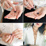 How to wear diffuser jewellery