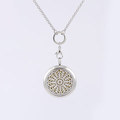 Essential Oil Locket Pendant SS-11| 精油盒吊墜 SS-11