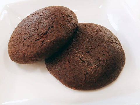 Double Chocolate Chip Cookie (vegan)  | 健康巧克力曲奇餅(素食)