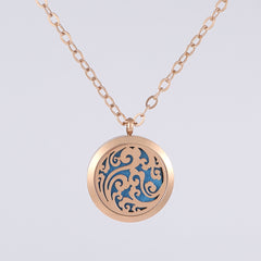 Essential Oil Locket Pendant RGB-5| 精油盒吊墜 RGB-5