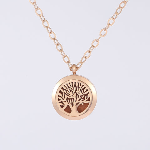 Essential Oil Locket Pendant RGS-1| 精油盒吊墜 RGS-1