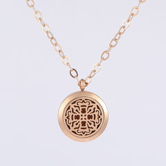 Essential Oil Locket Pendant RGS-2| 精油盒吊墜 RGS-2