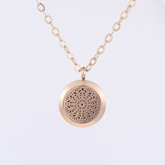 Essential Oil Locket Pendant RGS-3| 精油盒吊墜 RGS-3