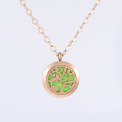 Essential Oil Locket Pendant RGS-4| 精油盒吊墜 RGS-4