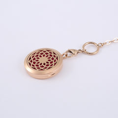 Essential Oil Locket Pendant RGB-8| 精油盒吊墜 RGB-8