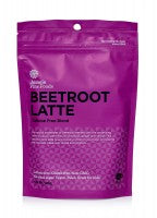 Beetroot  Latte 120g (Free from Dairy, Gluten, Sugar, Soy, Artificial colours, Flavors and Preservatives) | 紅菜頭拿鐵120g(不含乳製品,麵筋,糖,大豆,人造色素,香料和防腐劑)