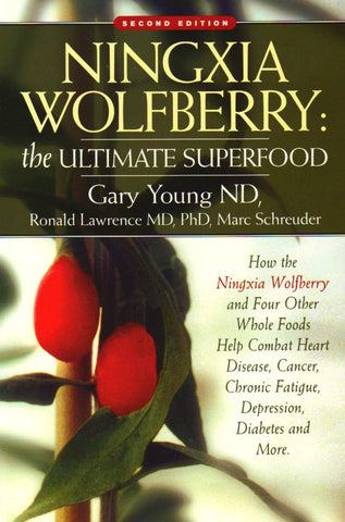 BOOK : Ningxia Wolfberry: the Ultimate Superfood