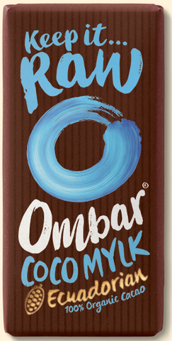 50% Off! While Stock Last - Ombar Coco Mylk Chocolate (35g)