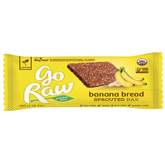 Go Raw Banana Bread Flax Bar (12g)|Go Raw 能量棒 - 香蕉亞麻籽 (12克)