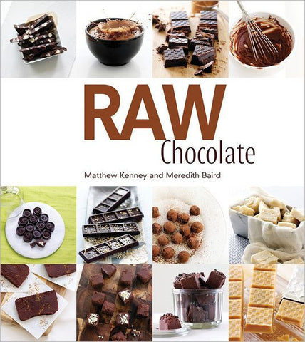 BOOK : Raw Chocolate - Matthew Kenney & Meredith Baird