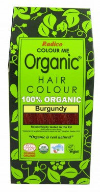 Radico Organic Hair Colour (Burgundy) | Radico 有機染髮劑 (紅酒色)